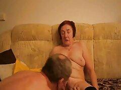 Vecchio giovane porno